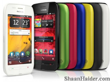 Nokia 603 : Specs & Features