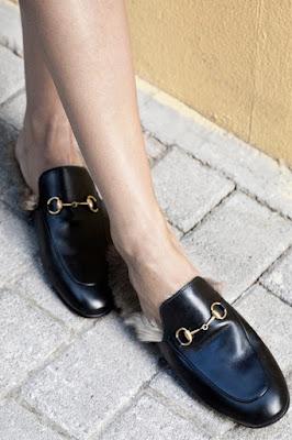 Hoy os presentamos la nueva colección de zapatos de Gucci (I)