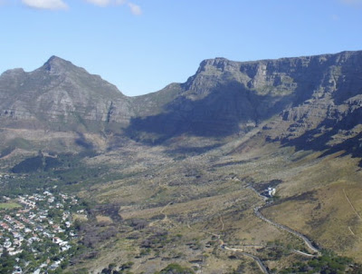 TABLE MOUNTAIN - AFRIKA SELATAN / SOUTH AFRICA