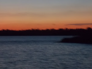 Our final sunset on the Ohio. A great trip!