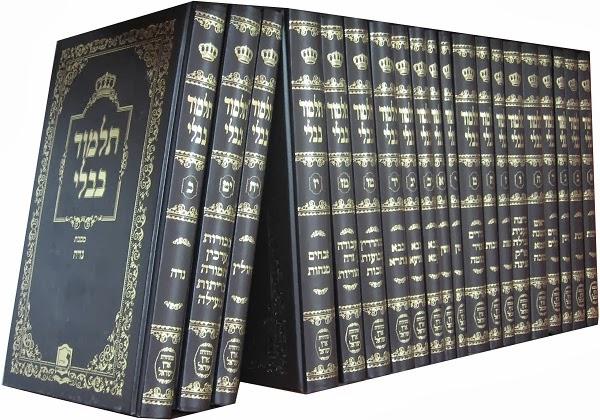 Thuong hieu cua nguoi Do Thai - Kinh Talmud