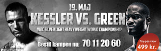 Kessler vs Green live online stream