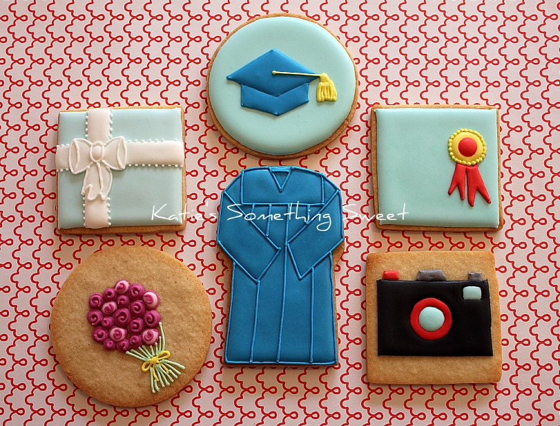 Graduation Cookies Cake Ideas and Designs