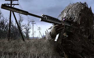 COD MW 4 HD Sniper Wallpaper