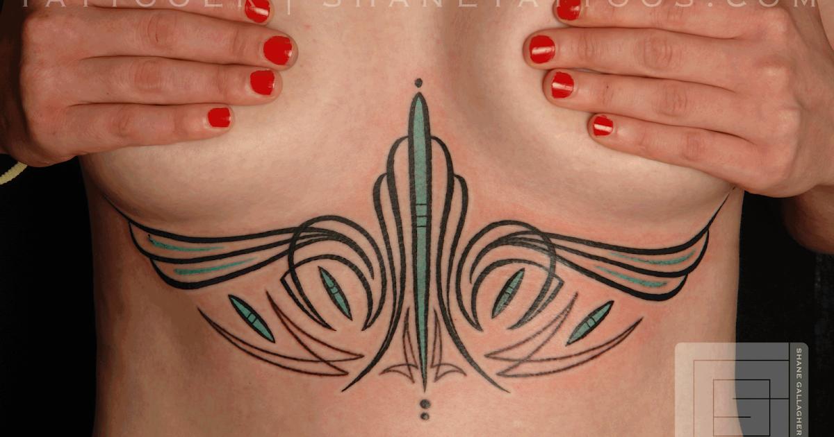 SHANE TATTOOS: Pin Striping Tattoo