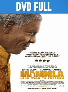 Mandela Long Walk to Freedom DVDR Full Español Latino