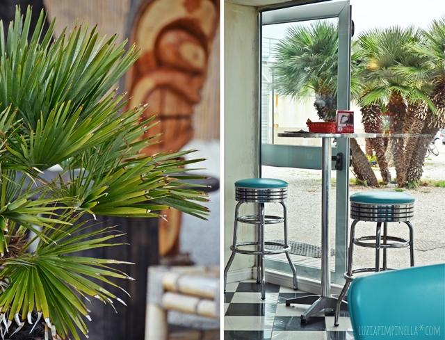 luzia pimpinella travel | toskana -  livorno restaurant tipp surfer joe's diner | tuscany - livorno eating out at surfer joes diner