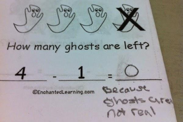 Jawaban Ujian Hantu