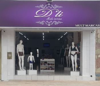 Loja D`Li Moda Intima Mult Marcas