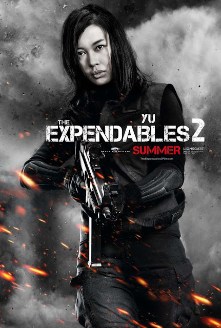 the expendables 2 yu