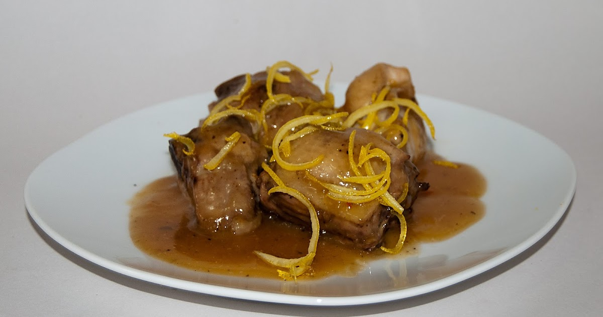 Migas y gachas pollo al lim n con salsa de soja - Salsa de pollo al limon ...