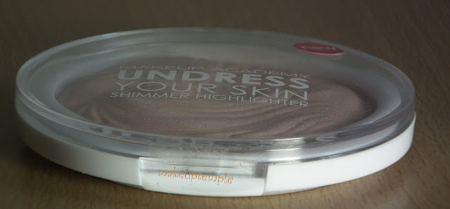 MUA Undress Your Skin Shimmer Highlighter Review