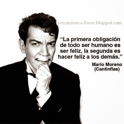 frases de Cantinflas
