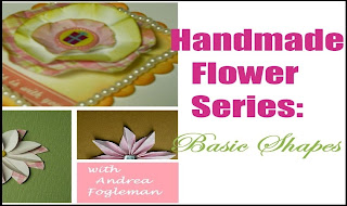 Handmade Flower Series @ The Art Studio