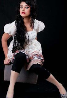 Bangladeshi model amrita
