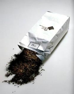 tea in bag