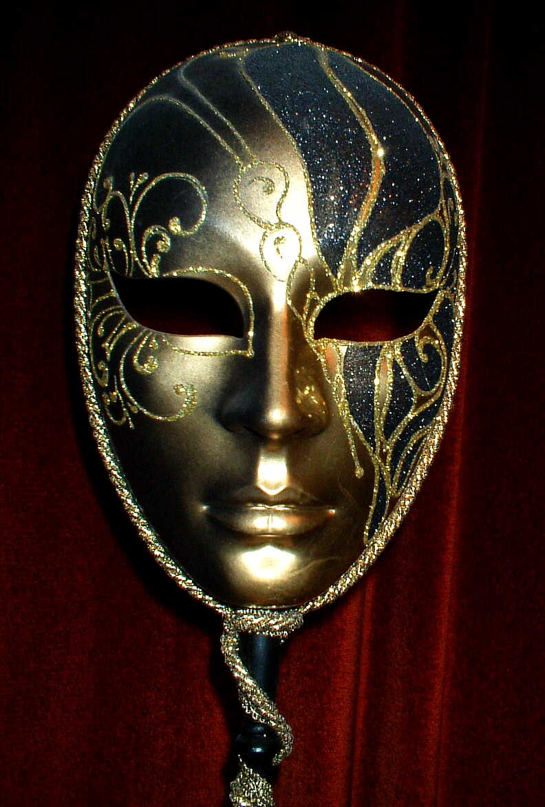 Venetian Masquerade Ma...