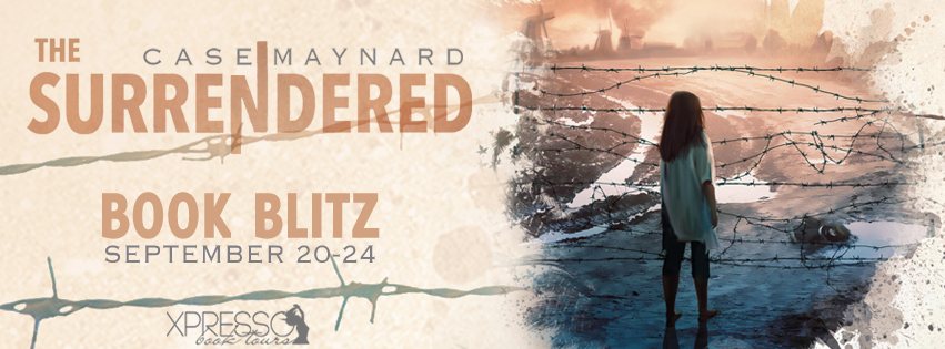 The Surrendered Book Blitz
