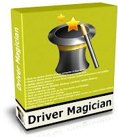 Driver Magician - программа для создания резервных копий драйверов и их восстановления