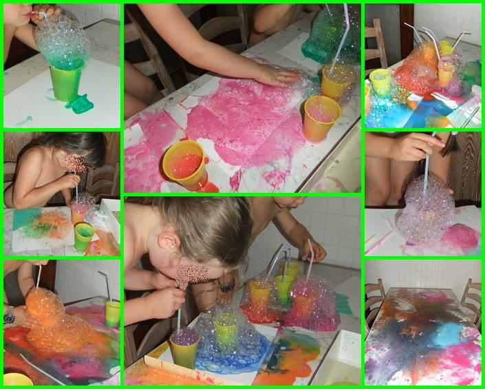 Studiamando liberamente dipingere con l 39 aria bolle - Dipingere la facciata di casa ...