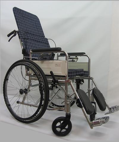 Kerusi roda boleh duduk dan separuh tidur 半臥坐轮椅 Semi reclining economic wheelchair