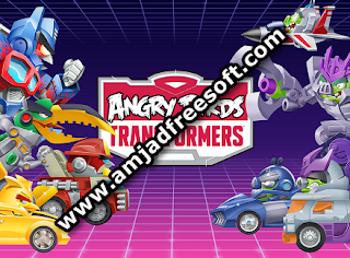 Angry Birds Transformers 1.6.29 Cracked APK