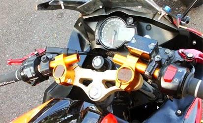 Harga Aksesoris Yamaha Byson 2014