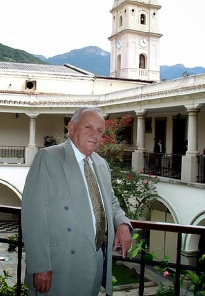 Dr. Pedro Rincón Gutiérrez (Foto: Hernández D' Jesús)