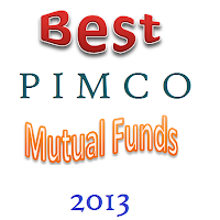 Best PIMCO Mutual Funds 2013