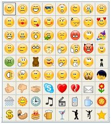 Memasang emoticon Skype di kotak komentar Blogger Terbaru