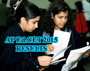 AP EDCET 2015 Results Released on 4 PM, Manabdi EDCET Results 2015 on 12 June 2015, AP EDCET Results with Marks, AP Ed.CET Rank Card 2015, Manabadi Ed.CET 2015 Rank Card, AP EDCET B.Ed Entrance Results 2015 Available Now