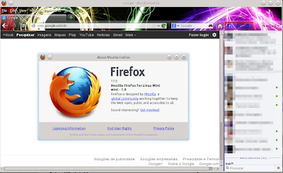 Facebook opening problem in firefox