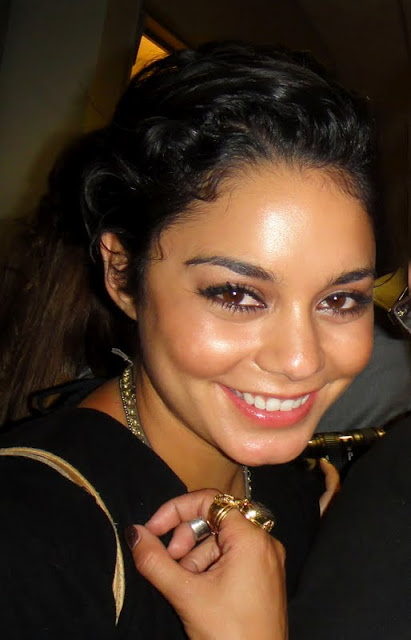 Vanessa Hudgens – Hairspray at the Hollywood Bowl After Party