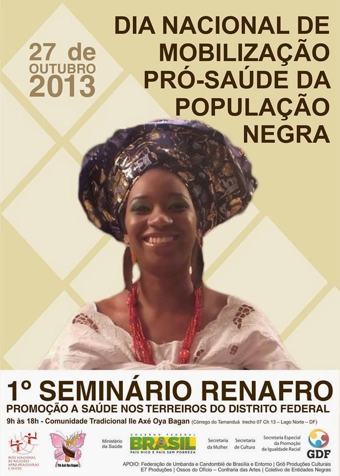 seminário renafro 2013