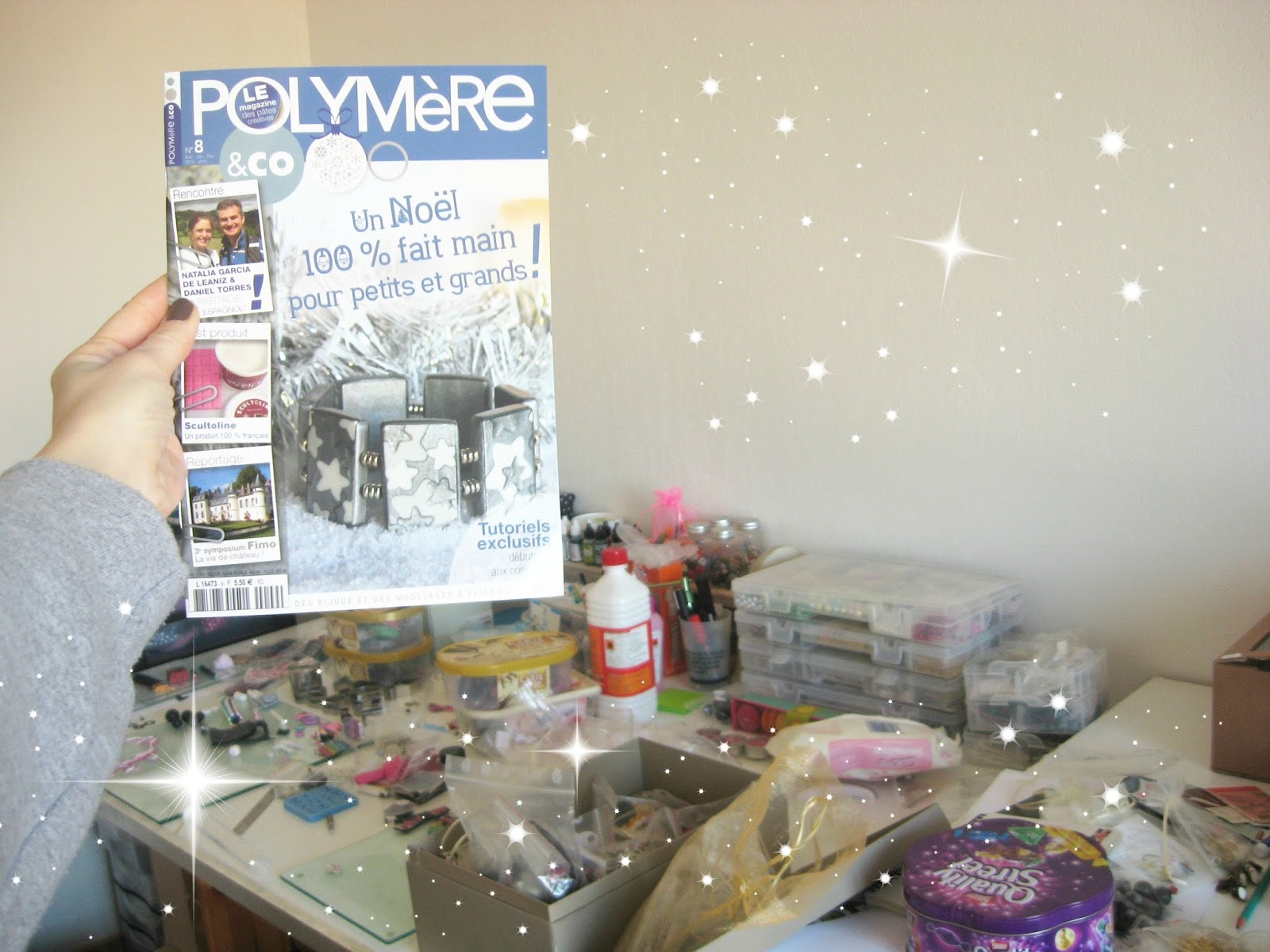 polymère and co magazine