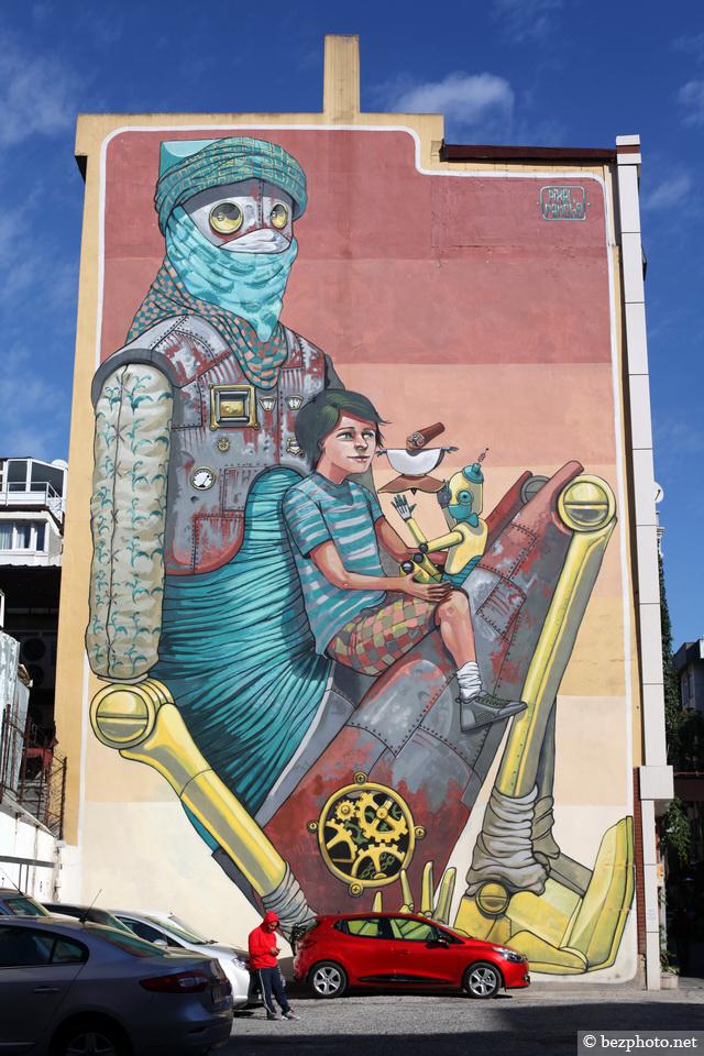 street art istanbul