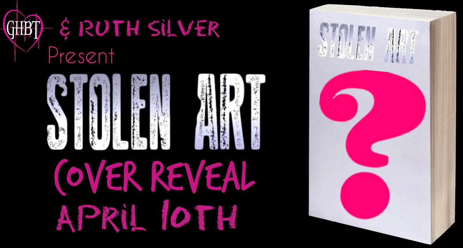 Stolen Art Cover Reveal