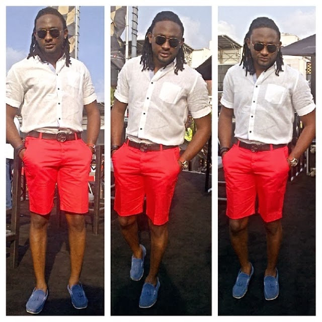 Image result for uti nwachukwu and his style sense
