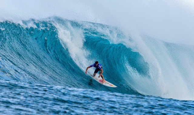 31 Vans World Cup of Sufing 2014 Ian Walsh Foto ASP