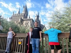 Harry Potter World in Orlando