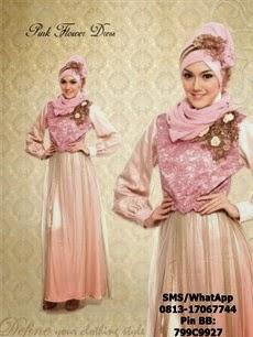 Model Hijab Lebaran Hari Raya