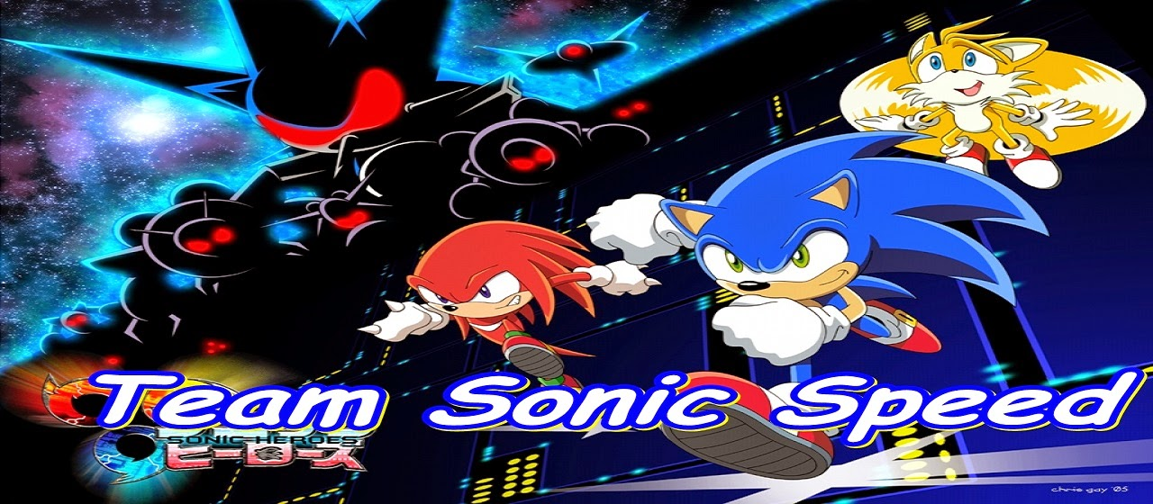 Team Sonic Speed