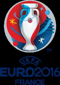 Logo Euro 2016 Prancis
