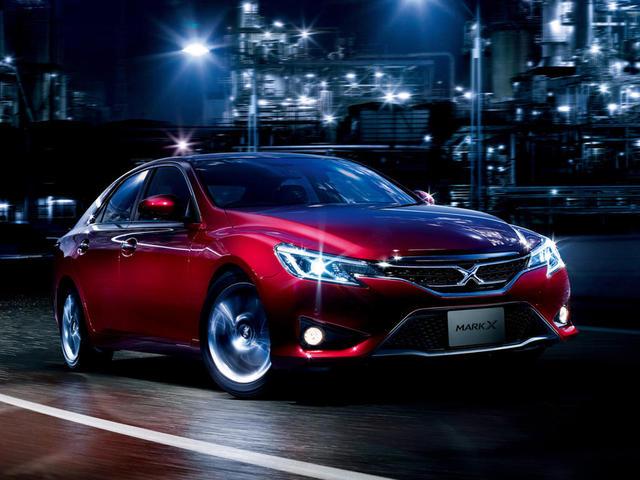 Mark X Mobil Keluaran Terbaru Toyota Mobil Keluaran Terbaru