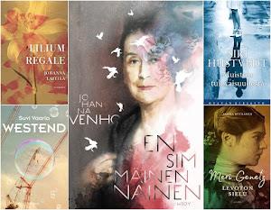 Vuoden 2019 parhaat kirjat Leena Lumissa