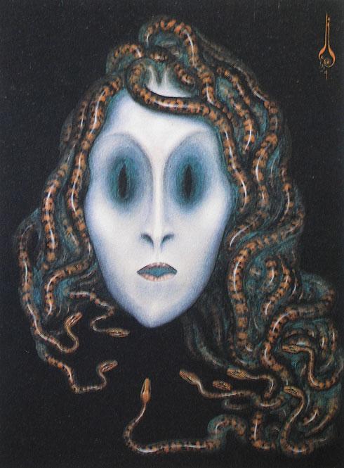 nicholas kalmakoff medusa
