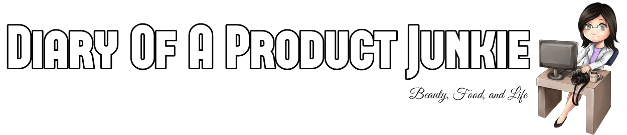 Diary Of A Product Junkie