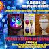 Offerta di Natale lampadina color a LED con portalampada.