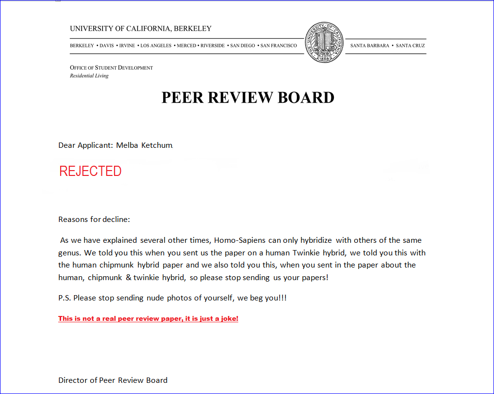 peer review response What is peer review, and what do you need to know as an author.