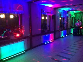Led dekoráció világítás